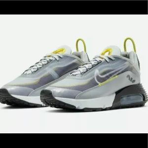 Nike Air Max 2090 Shoes Mesh Women's BV9977 002